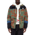 Patchwork Camo Puffer Jacket, ${color}