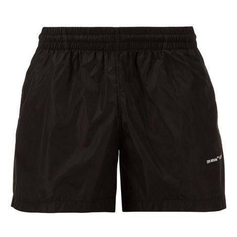 Logo Swim Shorts, ${color}