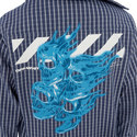 Stripe Shirt Hoodie, ${color}