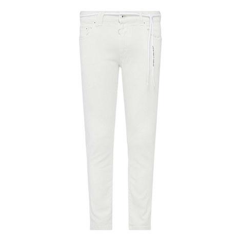 Short Length Skinny Jeans, ${color}