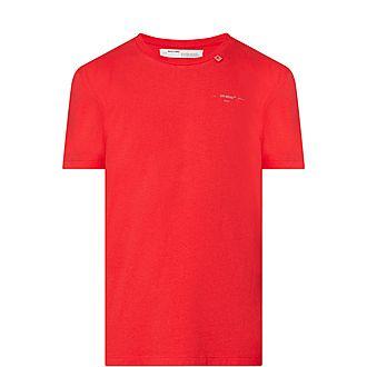 Slim Unfinished T-Shirt