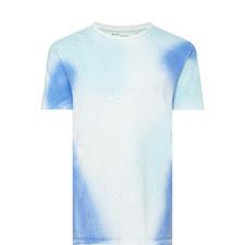 Spray Print T-Shirt