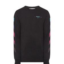 Long Sleeve Gradient T-Shirt