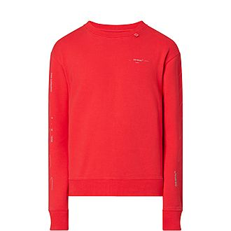 Unfinished Slim Fit Sweatshirt