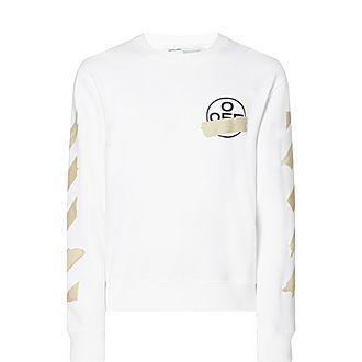 Tape Arrows Sweatshirt