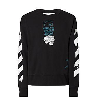 Dripping Arrows Sweatshirt