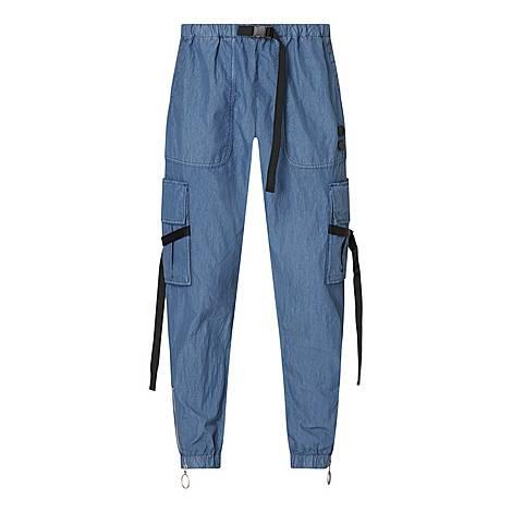 Parachute Cargo Trousers, ${color}