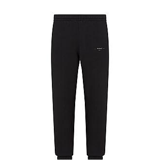 Unfinished Slim Fit Sweatpants