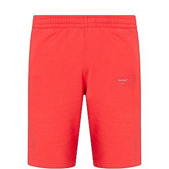 Unfinish Slim Shorts