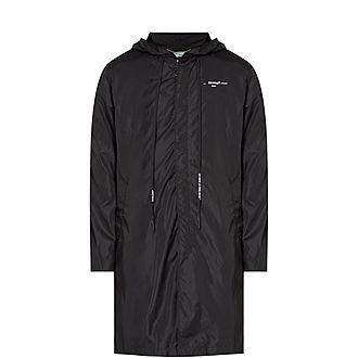 Unfinished Rain Jacket