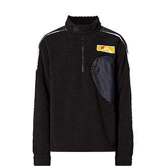 Moto Zip Fleece Jacket