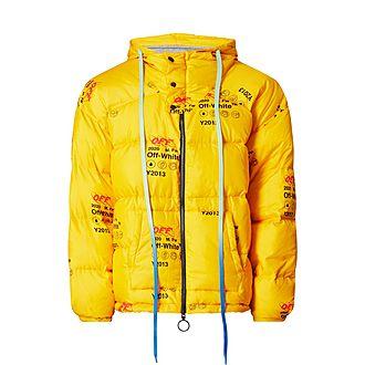 Industrial Y013 Puffer Jacket