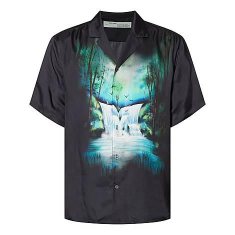Waterfall Casual Shirt, ${color}