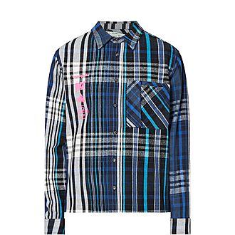 Mariana De Silva Check Shirt