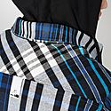 Check Hooded Jacket, ${color}