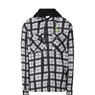 Check Overshirt Jacket