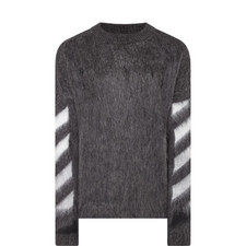 Brush Mohair Sweater