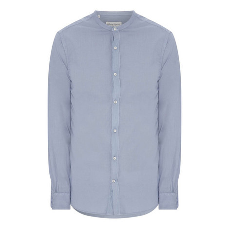 Collarless Shirt, ${color}
