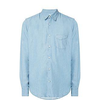 Benoit Poplin Shirt