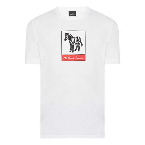 Zebra PS Logo T-Shirt, ${color}