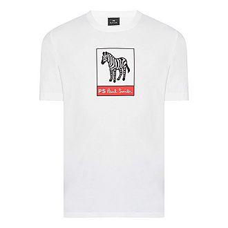 Zebra PS Logo T-Shirt