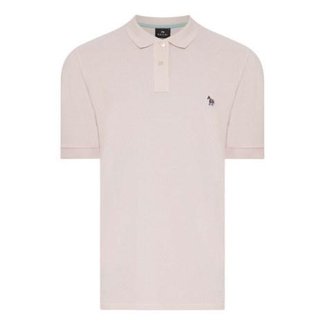 Zebra Appliqué Slim Fit Polo Shirt, ${color}