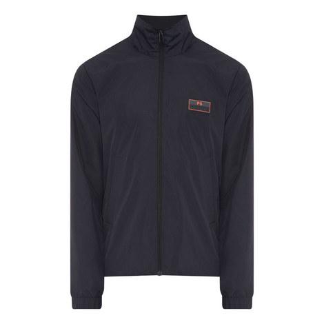 Waterproof Zip Jacket, ${color}