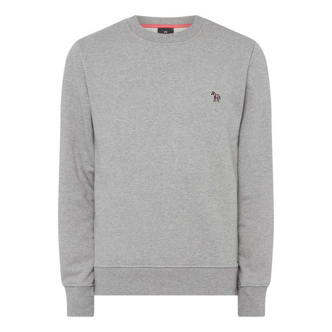 Zebra Sweatshirt, ${color}