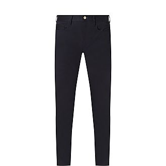 Slim Soft Trousers