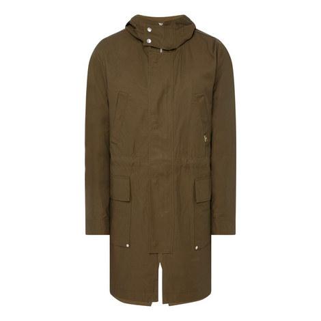 Nylon Parka Jacket, ${color}
