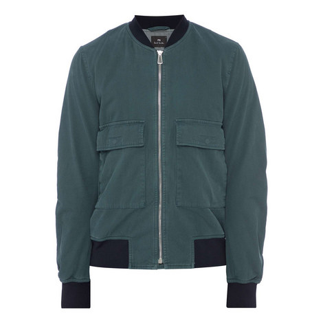 Twill Bomber, ${color}