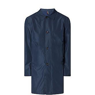 Mesh Lined Mac Jacket
