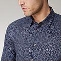 Floral Slim Fit Shirt, ${color}