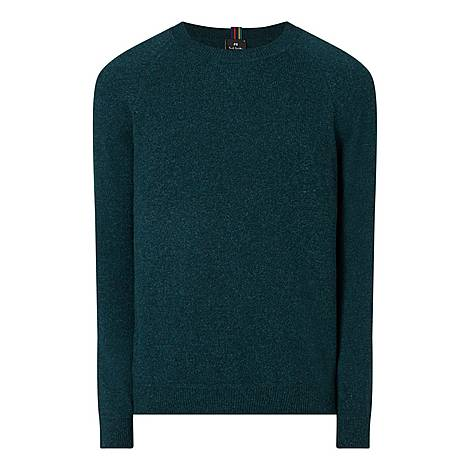 College Crew Neck Sweater, ${color}