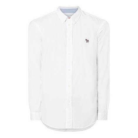 Zebra Oxford Shirt, ${color}