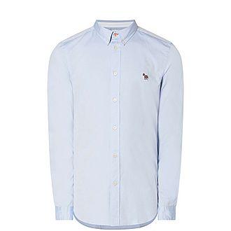 Zebra Oxford Shirt