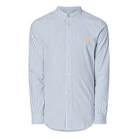 Striped Zebra Shirt, ${color}