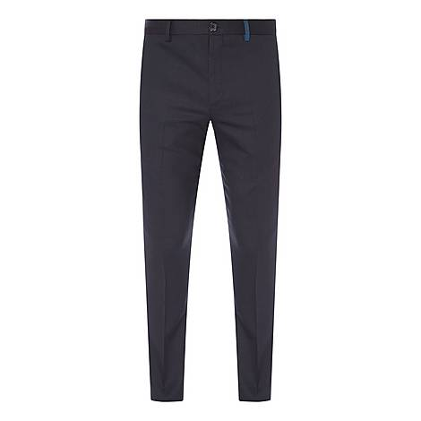 Textured Formal Trousers, ${color}