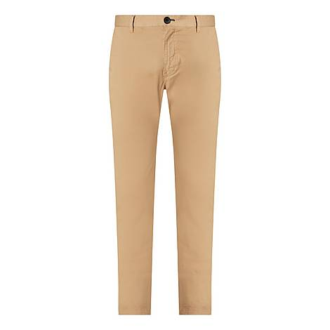 Slim Fit Cotton Chinos, ${color}