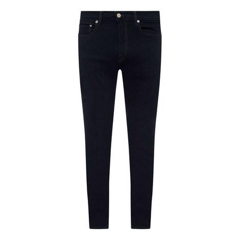 Slim Fit Stretch Jeans, ${color}