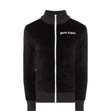 Velour Track Jacket