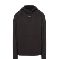 Ripstop Hooded Pullover