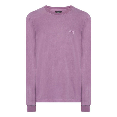 Stock Long Sleeve T-Shirt, ${color}