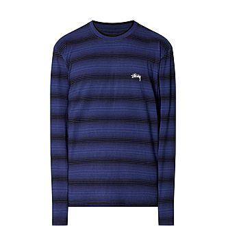 Ombré Long Sleeve T-Shirt