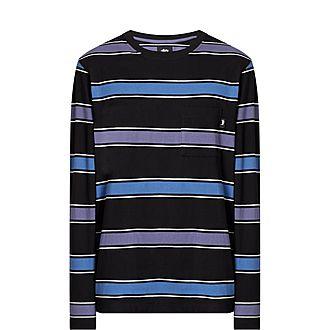 Marco Striped Long-Sleeve T-Shirt