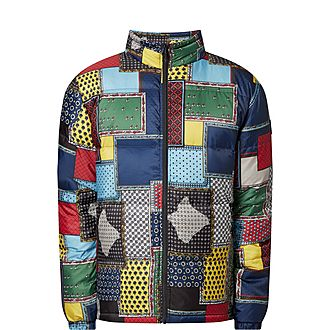 Patch Puffa Jacket