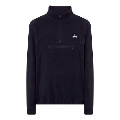 Polar Fleece Sweatshirt, ${color}