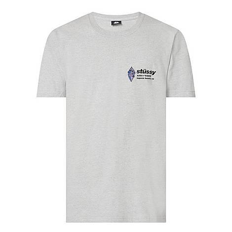 Triple Mask Print T-Shirt, ${color}