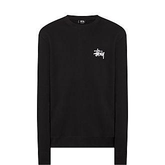 Basic Logo Crew Neck Sweater