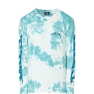Long Sleeve Waves T-Shirt